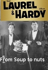 subtitrare Laurel & Hardy From Soup to Nuts