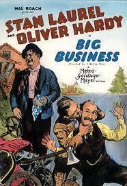 subtitrare Laurel & Hardy Big Business