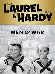 subtitrare Laurel & Hardy - Men O'War