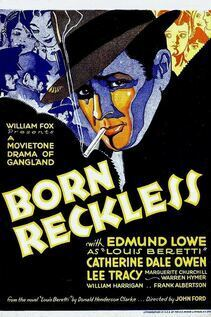 Subtitrare Born Reckless (1930)
