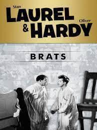 subtitrare Laurel & Hardy Brats