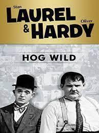 subtitrare Laurel & Hardy Hog Wild