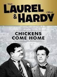 subtitrare Laurel & Hardy Chickens Come Home