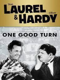 subtitrare Laurel & Hardy One Good Turn