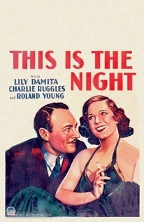 Subtitrare This Is the Night (1932)