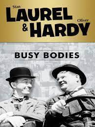 subtitrare Laurel & Hardy Busy Bodies