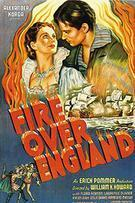 Subtitrare Fire Over England (1937)