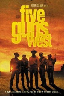 Subtitrare Five Guns West (1955)