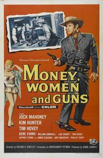 Subtitrare Money, Women and Guns (1959)