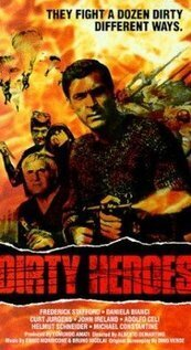 Subtitrare Dalle Ardenne all'inferno (Dirty Heroes) (1967)