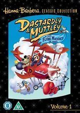 subtitrare Dastardly and Muttley in Their Flying Machines