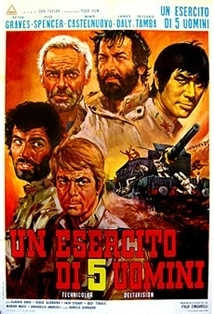 Subtitrare Un esercito di cinque uomini (The Five Man Army) (1969)