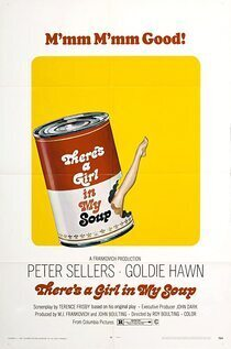 Subtitrare There's a Girl in My Soup (1970)