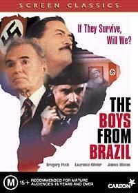 subtitrare The Boys from Brazil