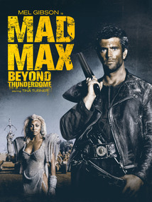 Subtitrare Mad Max Beyond Thunderdome (1985)