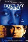 Subtitrare Don't Say a Word (2001)