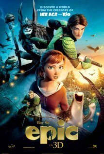 Subtitrare Epic aka The Leaf Men and the Brave Good Bugs (2013)