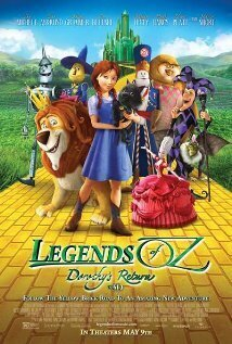 subtitrare Legends of Oz: Dorothy`s Return
