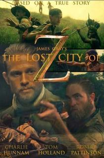 Subtitrare The Lost City of Z (2016)