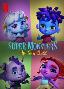 Subtitrare Super Monsters: The New Class (2020)