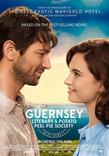 Subtitrare The Guernsey Literary and Potato Peel Pie Society (2018)