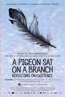 Subtitrare A Pigeon Sat on a Branch Reflecting on Existence (2014)