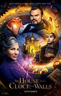 Subtitrare The House with a Clock in Its Walls (2018)