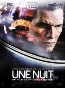 Subtitrare Une nuit (Paris by Night) (2012)