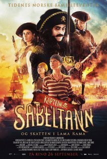 Subtitrare Captain Sabertooth and the Treasure of Lama Rama (2014)