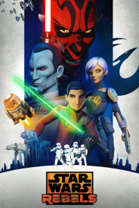Subtitrare Star Wars Rebels - Sezonul 2 (2015)