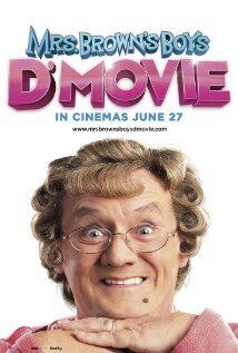 Subtitrare Mrs. Brown's Boys D'Movie (2014)