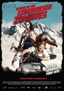 Subtitrare Attack of the Lederhosen Zombies (2016) (aka Alpine Zombie Project)