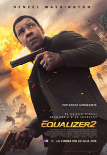 Subtitrare The Equalizer 2 (2018)