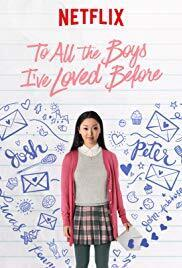 Subtitrare To All the Boys I've Loved Before (2018)
