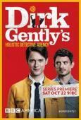 Subtitrare Dirk Gently's Holistic Detective Agency - Sezonul 2 (2016)