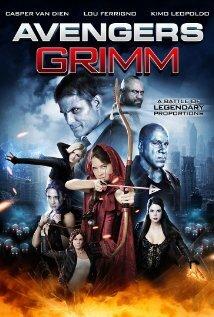 subtitrare Avengers Grimm
