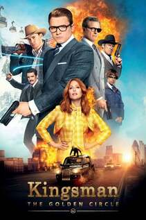 Subtitrare Kingsman: The Golden Circle (2017)