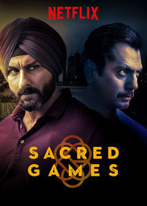 subtitrare Sacred Games - Sezonul 1