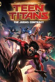 Subtitrare Teen Titans: The Judas Contract (Video 2017)