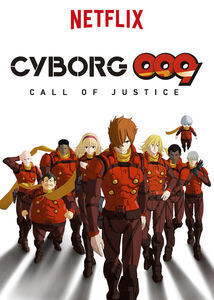 Subtitrare Cyborg 009: Call of Justice (2017)