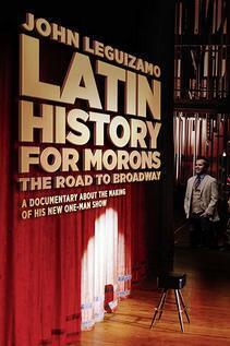 Subtitrare Latin History for Morons: John Leguizamo's Road to Broadway (2018)