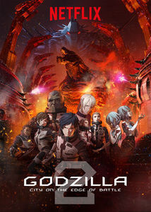 Subtitrare Godzilla: City on the Edge of Battle (Gojira: kessen kidô zôshoku toshi) (2018)
