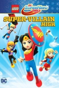 Subtitrare Lego DC Super Hero Girls: Super-Villain High (2018)