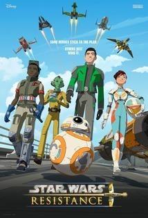 subtitrare Star Wars Resistance - Sezonul 1